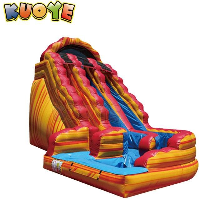 WS1809 Lava River Water Slide