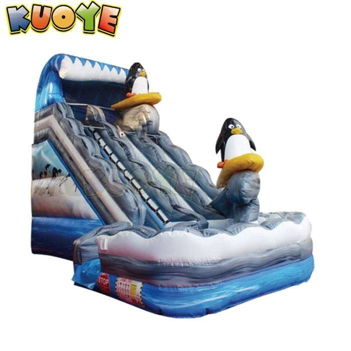 WS1812 Penguin Water Slide