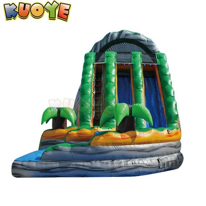 WS1814 Pool Water Slide